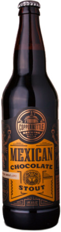 Copper Kettle Mexican Chocolate Stout - Sweet Stout