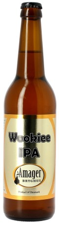 Amager/Port Brewing Wookiee IPA - India Pale Ale (IPA)