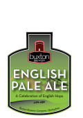Buxton English Pale Ale - Premium Bitter/ESB