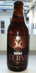 Hartwall Karjala Terva &#40;4.6% version&#41; - Smoked