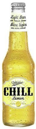 Miller Chill Lemon - Fruit Beer