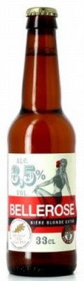 Bellerose Bi�re Blonde Extra - Golden Ale/Blond Ale