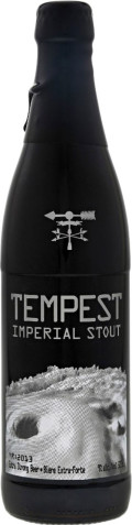 Amsterdam Tempest Imperial Stout - Imperial Stout