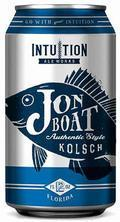 Intuition Ale Works Jon Boat - Golden Ale/Blond Ale