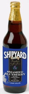 Shipyard Smashed Blueberry &#40;Pugsleys Signature Series&#41; - Fruit Beer