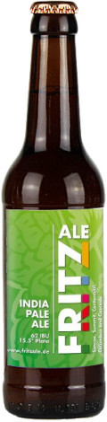 Fritz Ale India Pale Ale (15,5� P) - India Pale Ale (IPA)