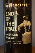 Hopfenstark End of the Trail - American Pale Ale