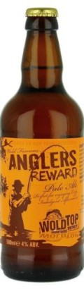 Wold Top Anglers Reward - Golden Ale/Blond Ale