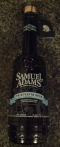 Samuel Adams (Barrel Room Collection) Thirteenth Hour Stout - Imperial Stout