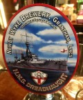 Newby Wyke HMS Dreadnaught - Golden Ale/Blond Ale