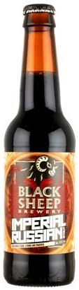 Black Sheep Imperial Russian Stout - Imperial Stout