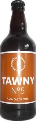 Marble Tawny No 5 - Premium Bitter/ESB