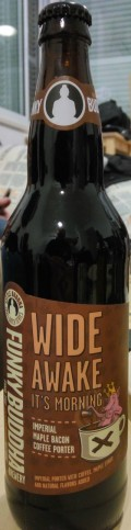 Funky Buddha Wide Awake Its Morning - Imperial Stout