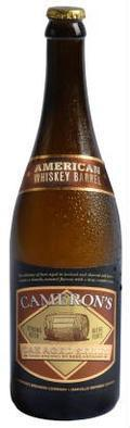 Camerons Oak-Aged Series  American Whiskey Barrel - American Strong Ale 