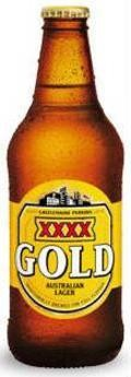Castlemaine XXXX Gold Lager - Pale Lager