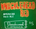 Beachwood Knucklehead Red - Amber Ale