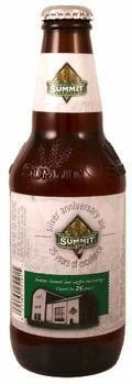 Summit Silver Anniversary Ale - India Pale Ale (IPA)