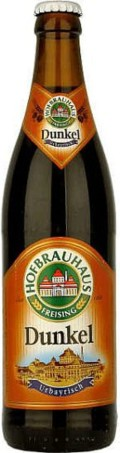 Hofbrau Freising Dunkel - Dunkel/Tmav