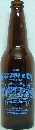 Dunedin Razzbeery Wheat Ale - Fruit Beer