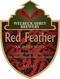 Welbeck Abbey Red Feather  - Bitter