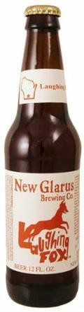 New Glarus Laughing Fox - German Kristallweizen