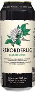 Rekorderlig Elderflower (7%) - Perry