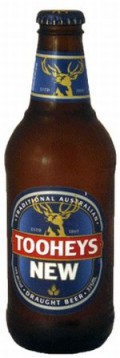 Tooheys New - Pale Lager