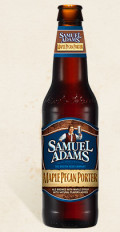Samuel Adams Maple Pecan Porter - Porter