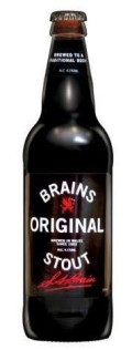 Brains Original Stout - Stout