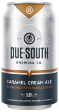 Due South Caramel Cream Ale - Cream Ale