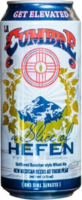La Cumbre Jefes Hefe - German Hefeweizen