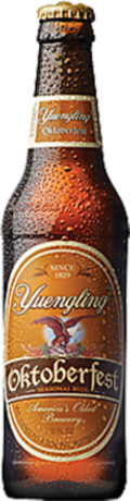 Yuengling Oktoberfest - Oktoberfest/Mrzen