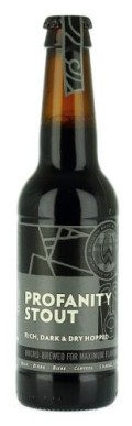 Williams Brothers Profanity Stout - Imperial Stout