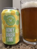 Cascade Honey Ginger Lime - Sour Ale/Wild Ale