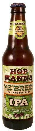 HeBrew Hop Manna Test Batch #2 - India Pale Ale (IPA)