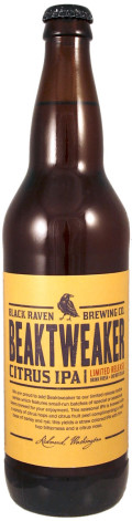 Black Raven Beak Tweaker - India Pale Ale (IPA)