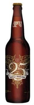 Abita 25th Anniversary Vanilla Double Dog - American Strong Ale 