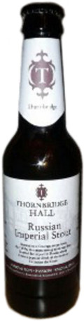 Thornbridge Hall Courage Russian Imperial Stout - Imperial Stout