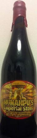 Cigar City Hunahpu�s Imperial Stout - Rum Barrel-aged - Imperial Stout