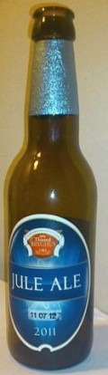Thisted Jule Ale 2011 - English Strong Ale