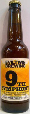 Evil Twin 9th Symphony - Belgian Strong Ale
