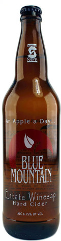 Blue Mountain Estate Winesap - Cider