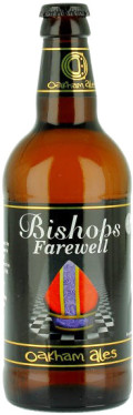Oakham Bishops Farewell &#40;Bottle&#41; - Golden Ale/Blond Ale
