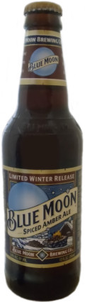 Blue Moon Spiced Amber Ale - Spice/Herb/Vegetable