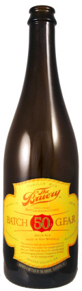 The Bruery Batch #50 Grand Funk Aleroad (G.F.A.R.) - Lambic - Gueuze