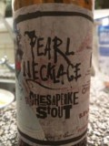 Flying Dog Pearl Necklace Oyster Stout - Dry Stout