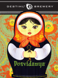 Destihl Dosvidanya Russian Imperial Stout - Imperial Stout