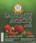 Piniavos Laukini&#371; Avie&#269;i&#371; - Fruit Beer