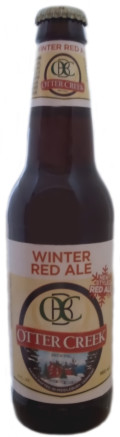Otter Creek Winter Red Ale - Amber Ale
