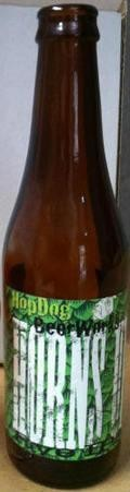 HopDog BeerWorks Horns Up Rye IPA - India Pale Ale (IPA)
